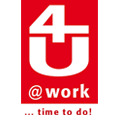 Logo 4U @work GmbH in Bochum